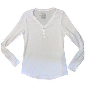 🎀 BOGO - white pajama/undershirt